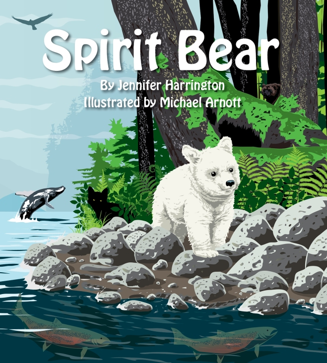 Spirit Bear Cover