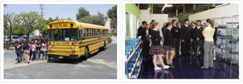 Planet Green Recycle Educational Tours.