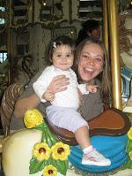 Sarah Lynn and her daughter, Hannah