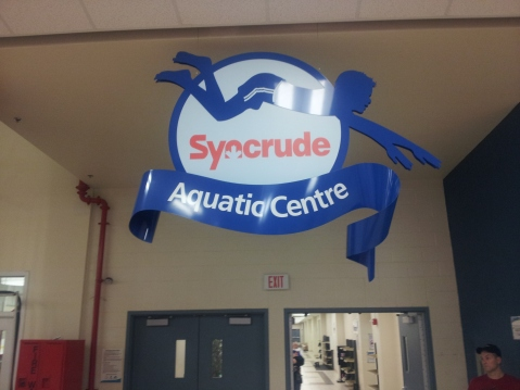 The Syncrude Aquatic Centre