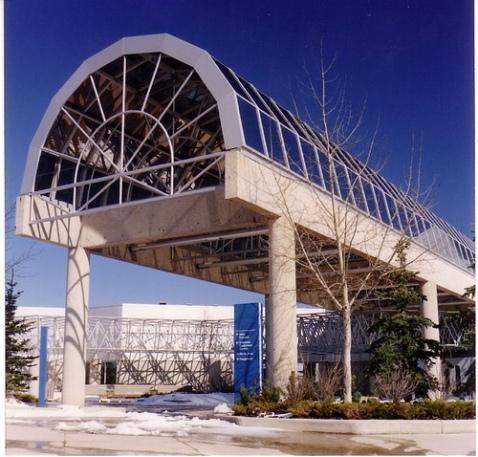 the-centre-entrance