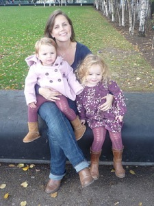 Anna and her daughters