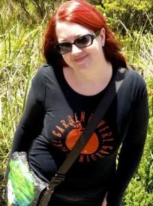 Aimee Nevens, green blogger!